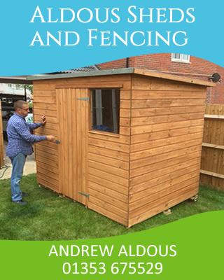 Aldous Sheds and Fences