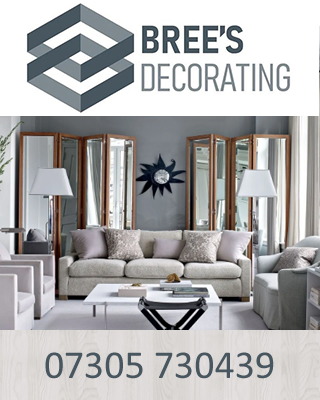 Bree's Decorating