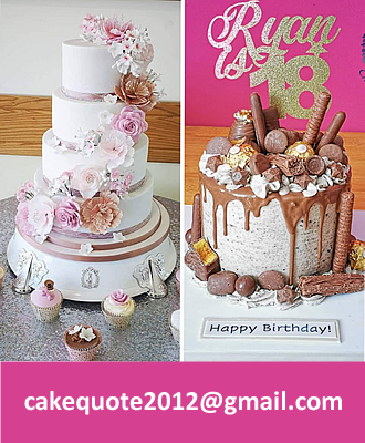 Nadine S Cakes Celebrations Suffolk