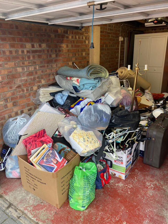Garage clearance - one of our many services