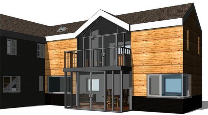 Residential Extension - Mildenhall Suffolk