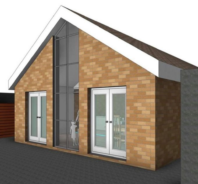3D Visual - Extension - Risby Suffolk