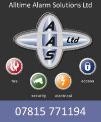 Alltime Alarm Solutions Ltd
