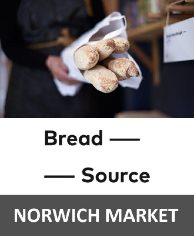 Bread Source Ltd – Norwich Market