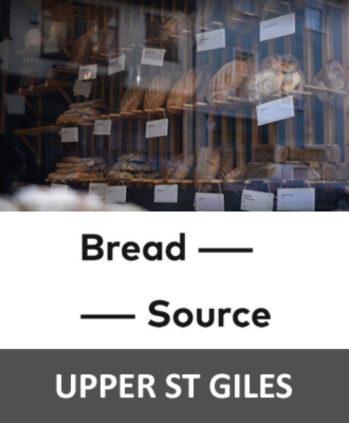 Bread Source Ltd – Upper St Giles