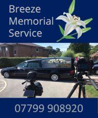 Breeze Memorial Service