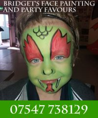 Bridget's Facepainting and Party Favours