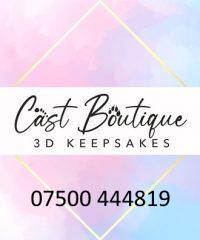 Cast Boutique – 3D Keepsakes