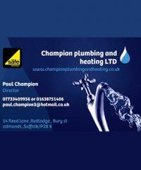 Champion Plumbing and Heating Ltd