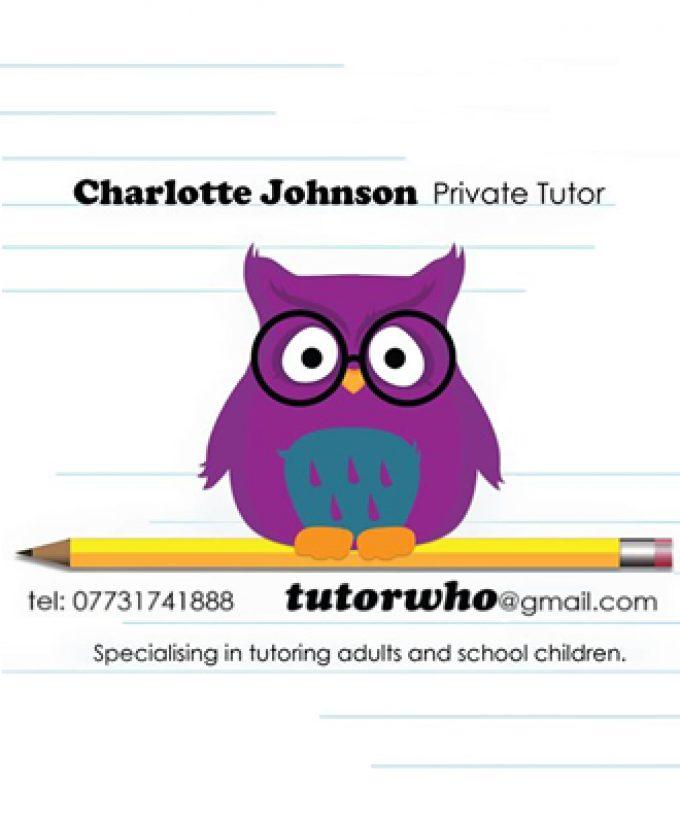 Charlotte Johnson's Tuition