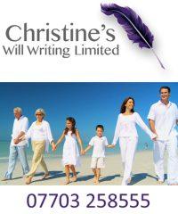 Christine's Will Writing Ltd