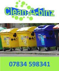Clean-a-Binz
