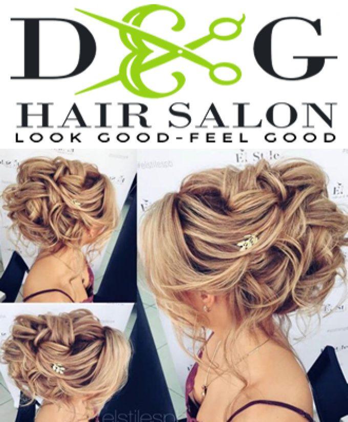 D & G Hair Salon
