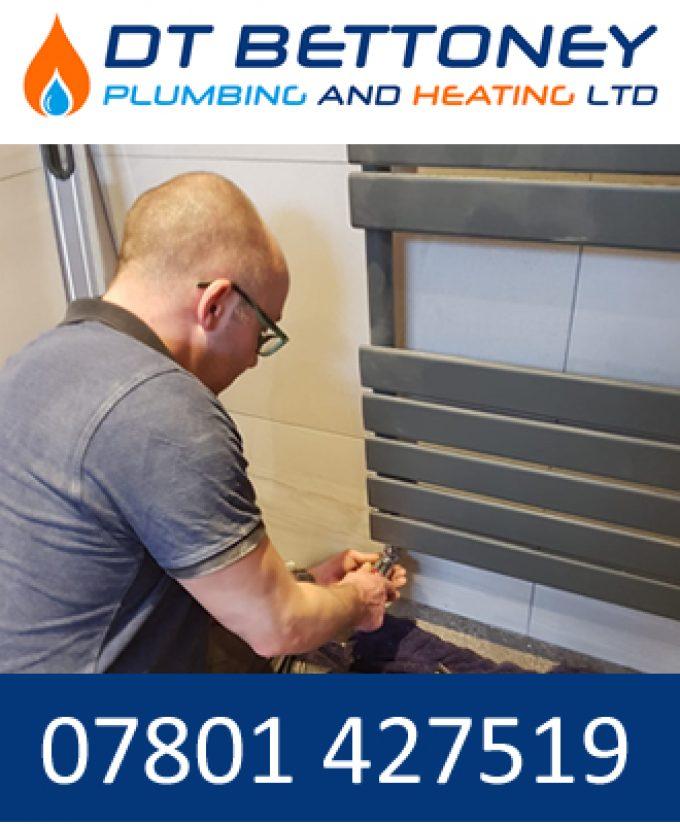 D.T. Bettoney Plumbing & Heating Ltd
