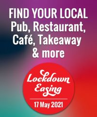 FIND YOUR FAVOURITE: Pub, Café, Takeaway or Afternoon Tea and Cake Maker
