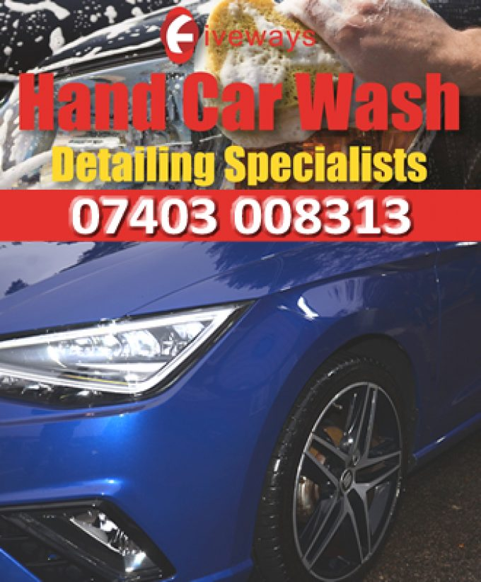 Fiveways Car Wash