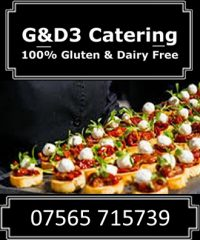 G&D3 Catering (Gluten & Dairy Free)
