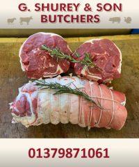 G Shurey & Son Butchers
