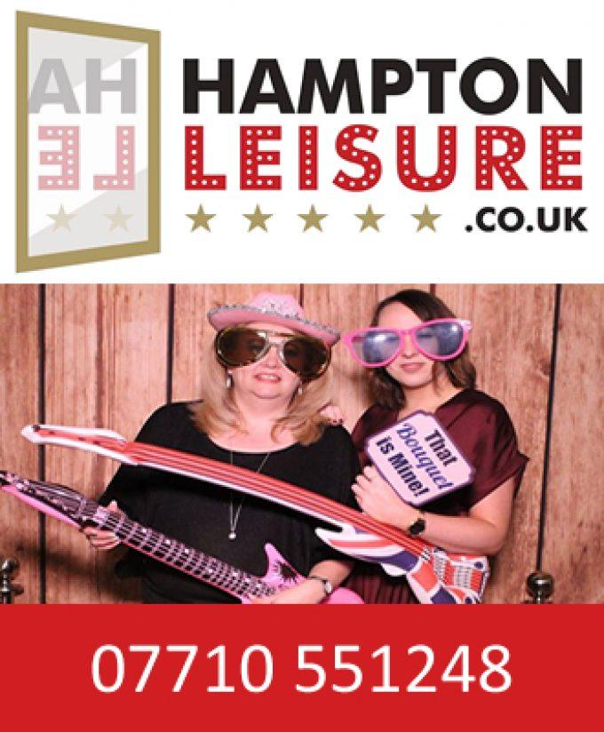 Hampton Leisure Magic Mirror