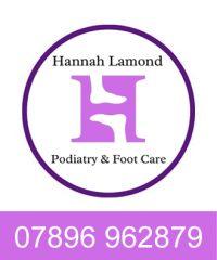 Hannah Lamond Podiatry