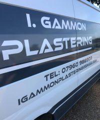 I Gammon Plastering