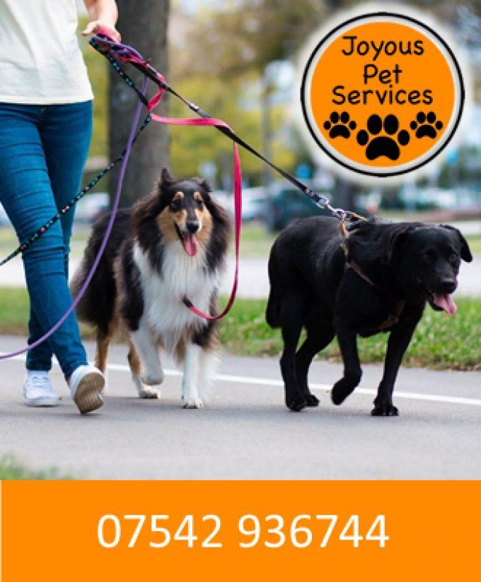 Joyous Pet Services