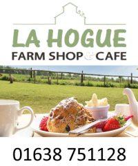 La Hogue Farm Shop & Cafe