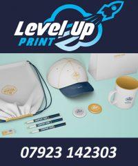 Level Up Print