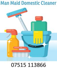 Man Maid Domestic Cleaning Service