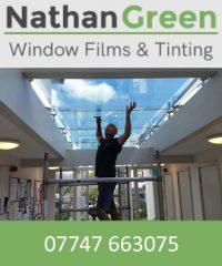 Nathan Green Window Films & Tinting