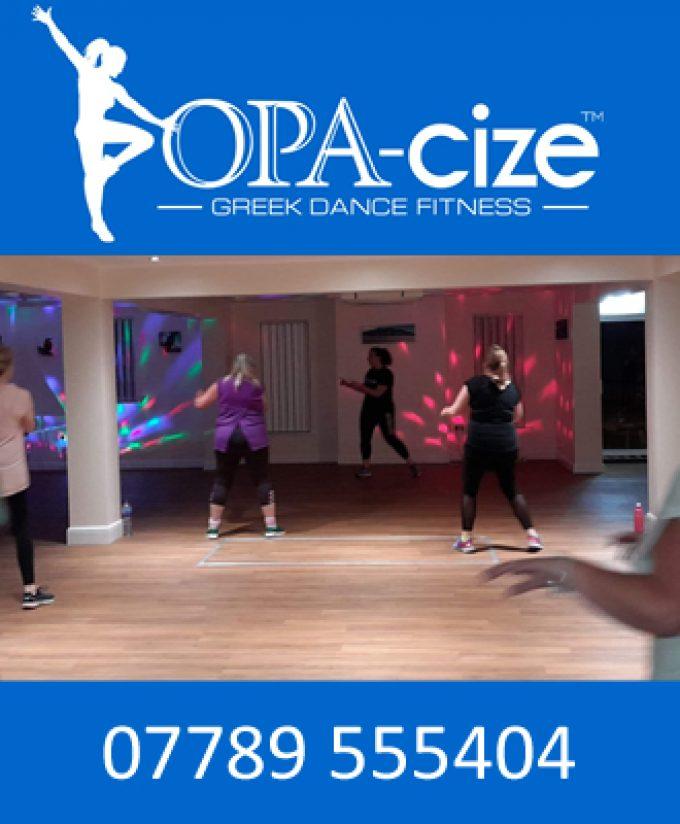 Opacize Greek Dance