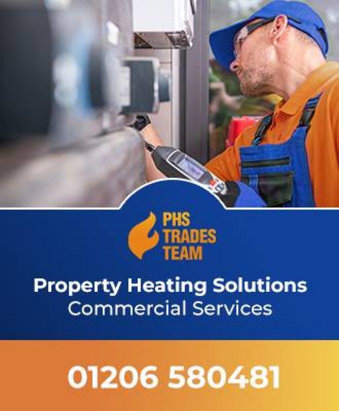 PHS Trades Team