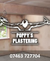 Poppy's Plastering