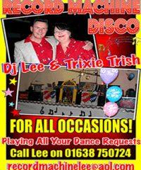 The Record Machine Disco (Mobile disco)
