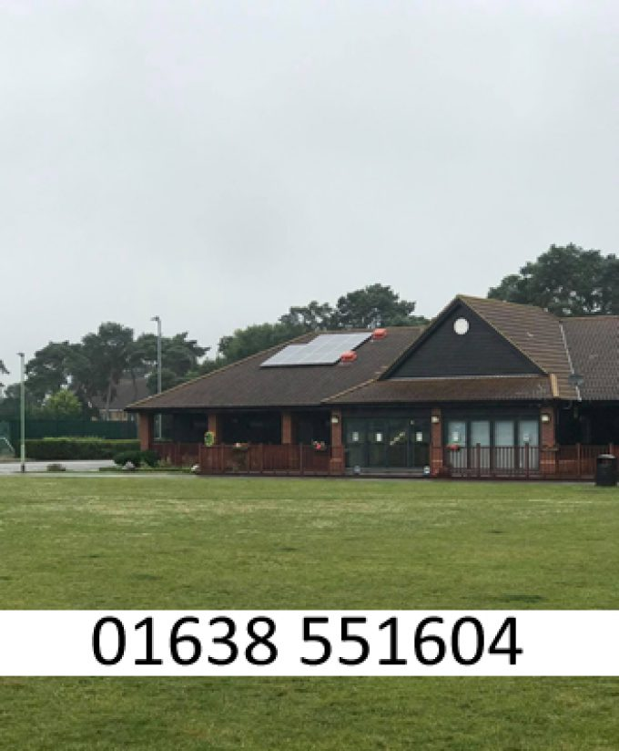 Red Lodge Sports Pavilion