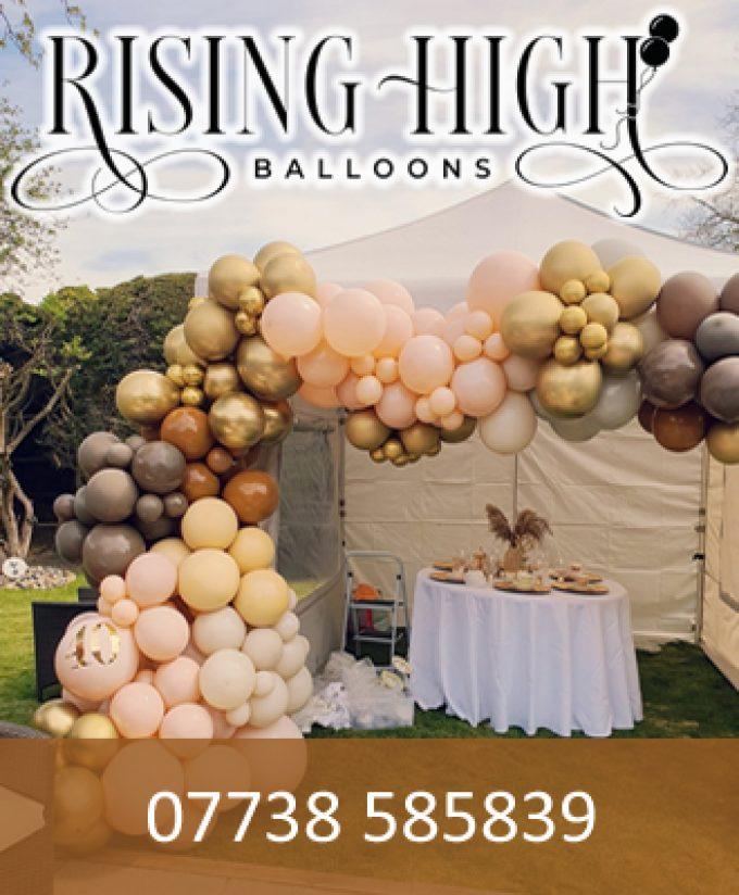 Rising High Balloons