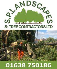 SP Landscapes and Tree Contractors Ltd