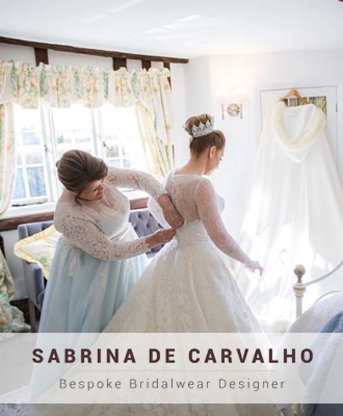 Sabrina de Carvalho Bespoke Bridalwear