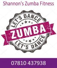Shannon's Zumba Fitness (Fitness dance-based classes)