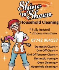 Shine n Sheen