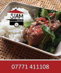Siam Rice Box