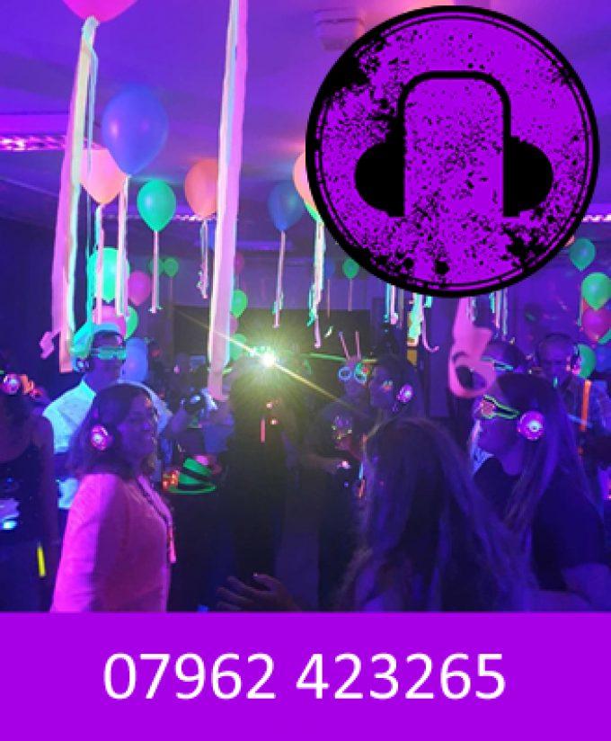 Silent Disco Party UK