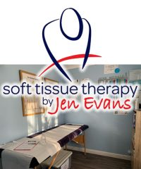 Soft Tissue Therapy by Jen Evans
