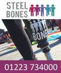 Steel Bones (for Civilian Amputees)