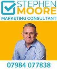 Stephen Moore Marketing