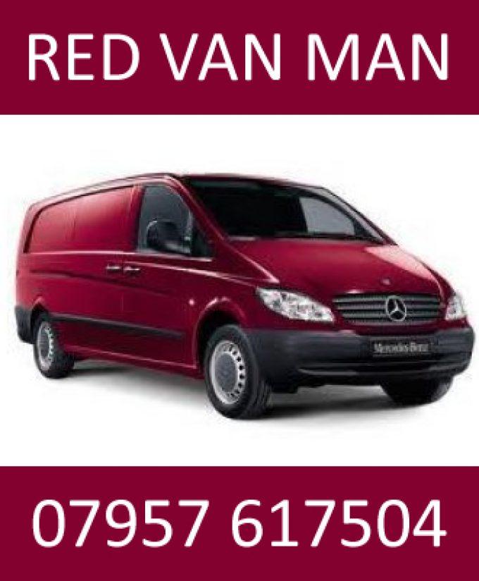 The Red Van Man