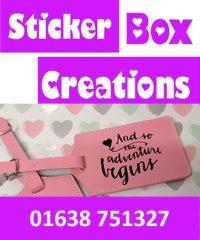 Sticker Box Creations