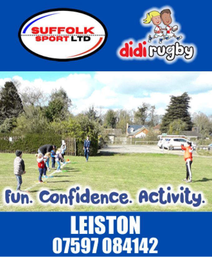 Suffolk Sport Ltd – Didi Rugby – Leiston