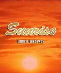Sunrise Chinese Takeaway
