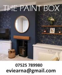 Eviearna Wilson @ The Paint Box (Interior Decorator)